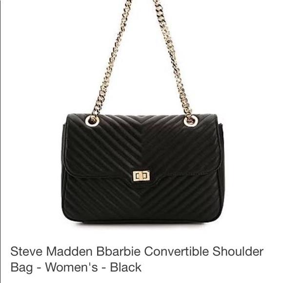 0120dbb3b0 Steve Madden Shoulder/Crossbody Bag Black. M_5b28972faa877074fc19f563